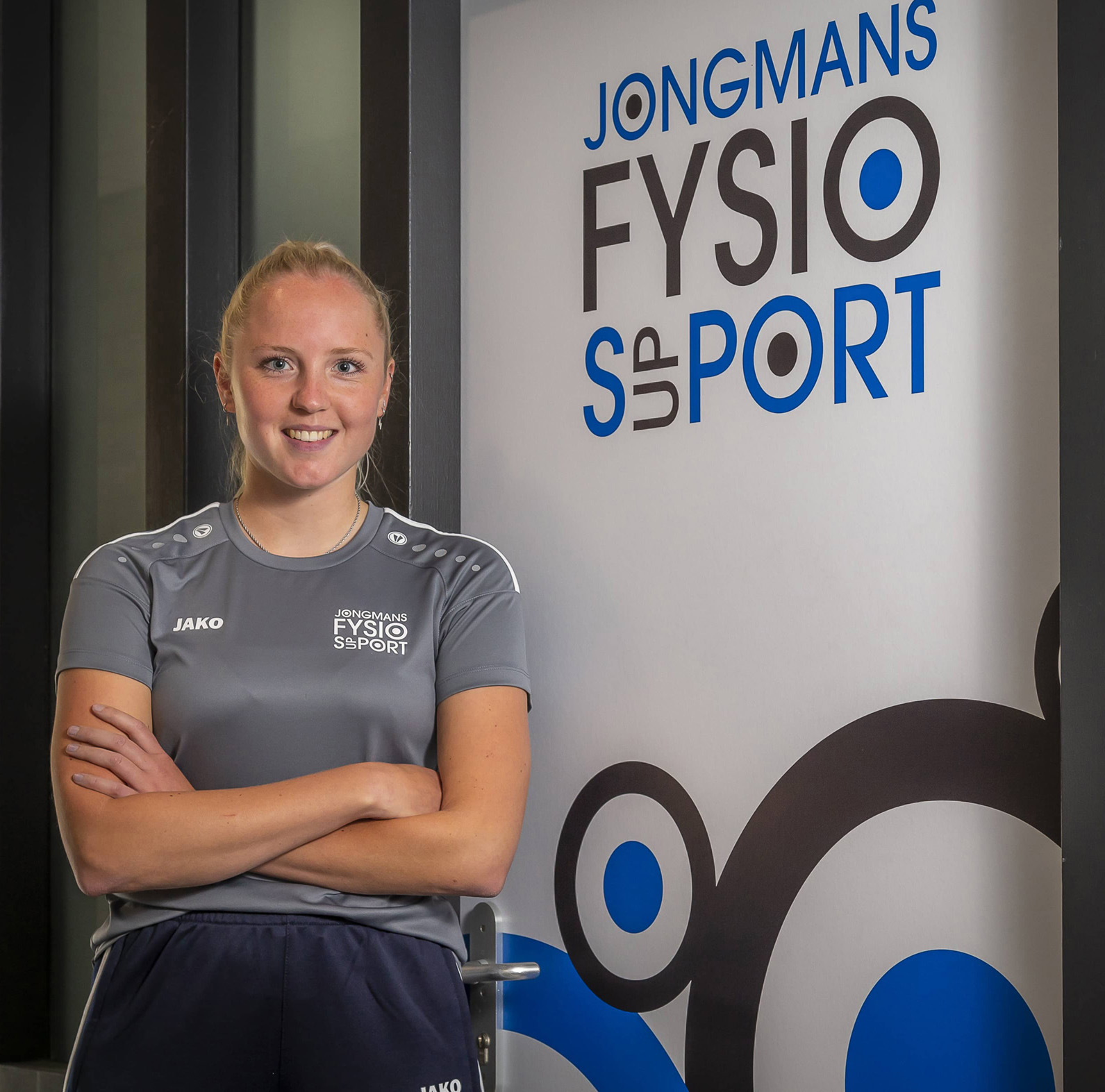 Femke Harsen Jongmans-FysioSupport Roosendaal
