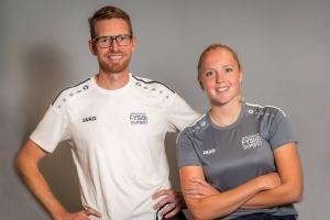Paul en Femke TEAM Jongmans-FysioSupport Roosendaal Vierhoeven